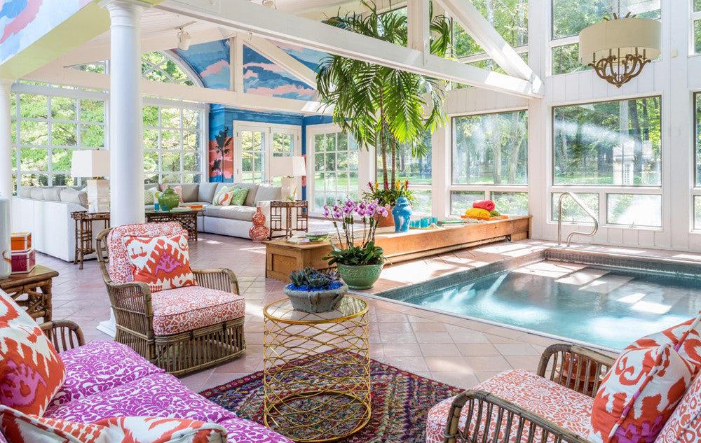 Pool House Collection