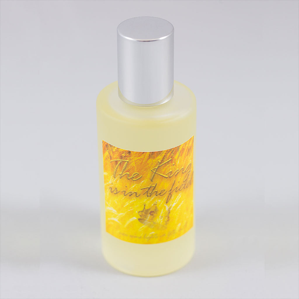 King in the Field Anointing Oil
