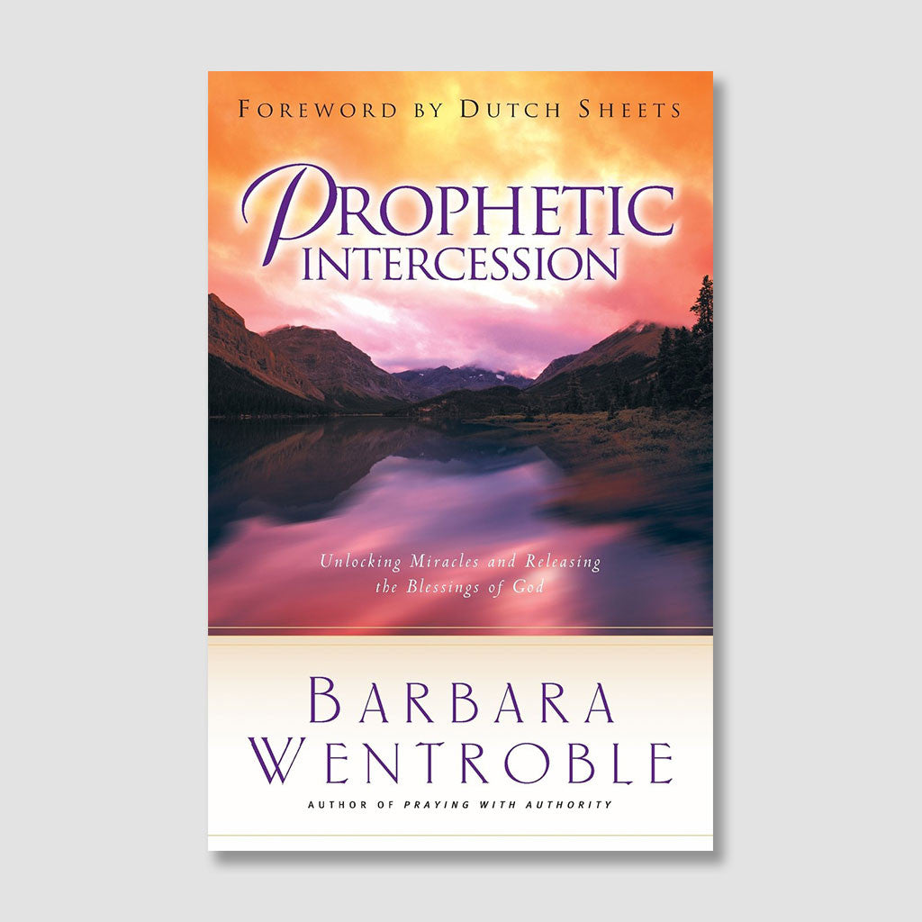 prophetic intercession glory of zion international rh store gloryofzion org Prophetic Ministry Prayer of Intercession