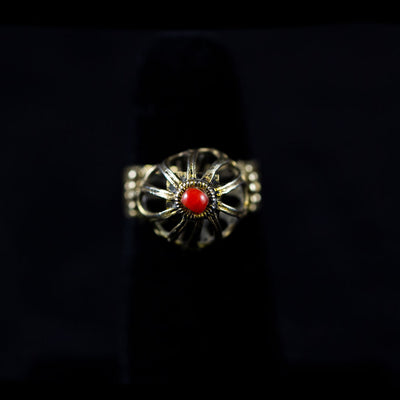 Antique Yemenite Bridal Ring
