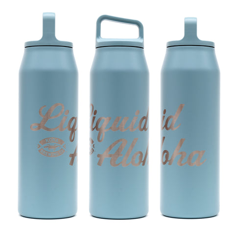Kona x MiiR Liquid Aloha Bottle (32oz) – Home