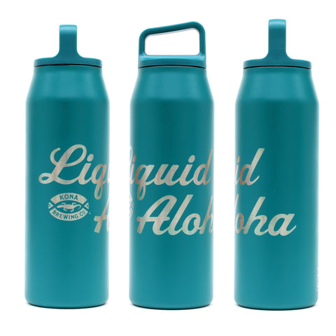 Kona x MiiR Liquid Aloha Bottle (32oz) – Prismatic
