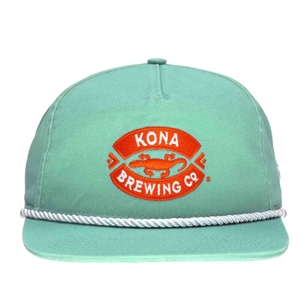 Kona x New Era Adjustable Golfer - Mint
