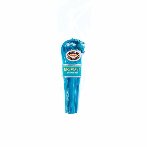 Big Wave Golden Ale Short Tap Handle