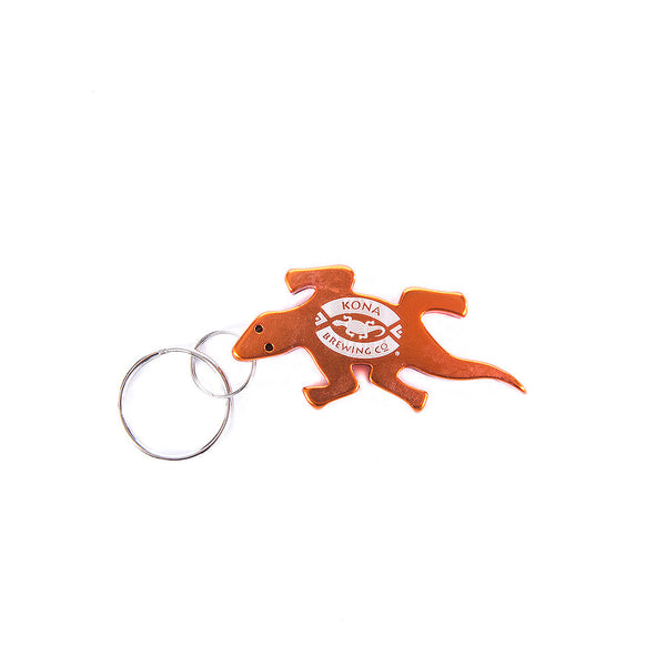 Gecko Key Chain