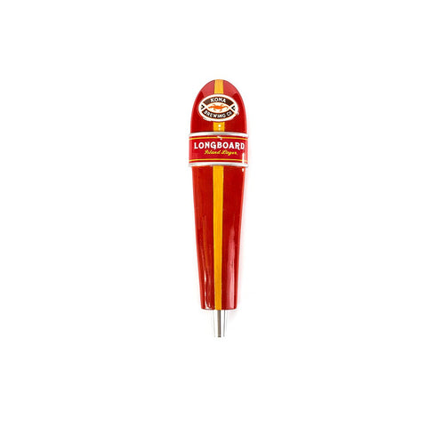 Longboard Island Lager Tall Tap Handle