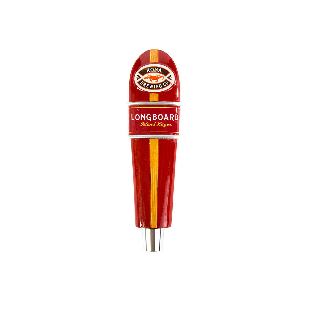 Short Longboard Tap Handle