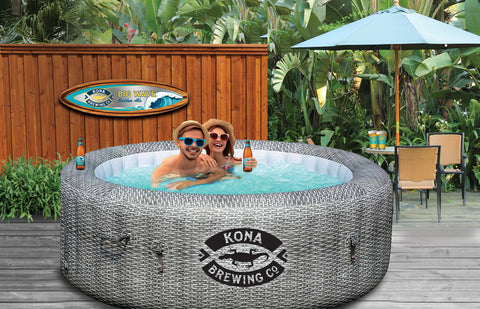 Kona Hot Tub