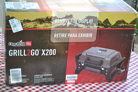 x200 grill2go review