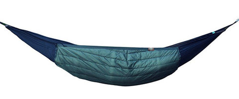 hammock underquilt for warmth