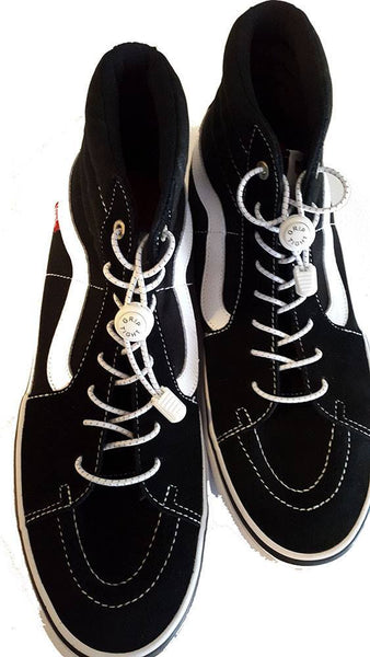 No Tie Laces Grip-Tight Elastic Locking Shoelaces - wadehaggard.com - 10