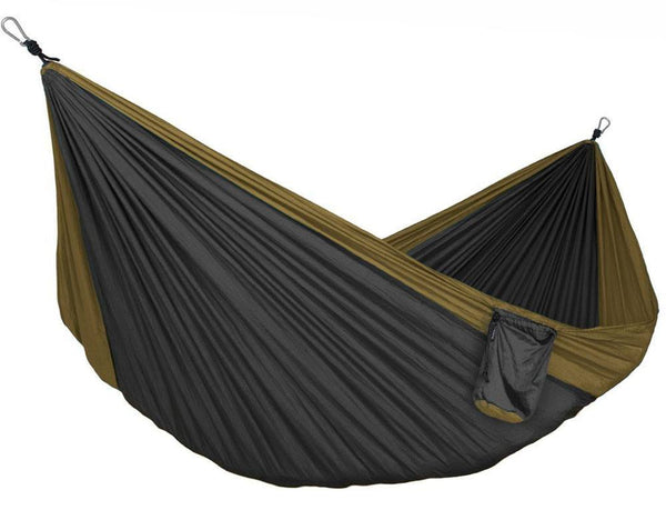 Double Camping Hammock with Straps! - wadehaggard.com - 7