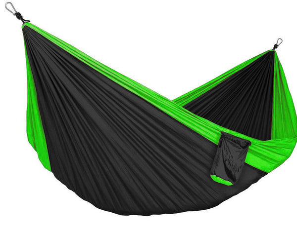 Double Camping Hammock with Straps! - wadehaggard.com - 1