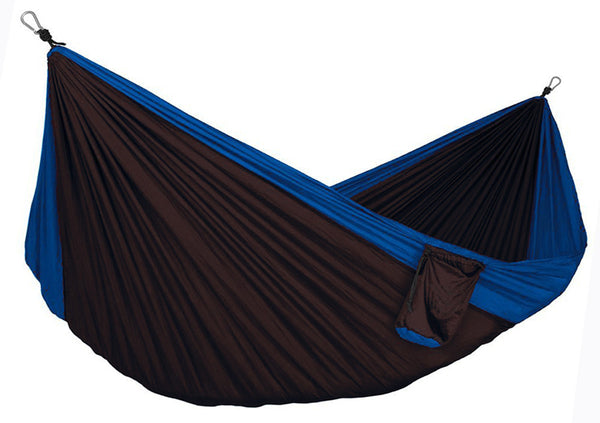 Double Camping Hammock with Straps! - wadehaggard.com - 9