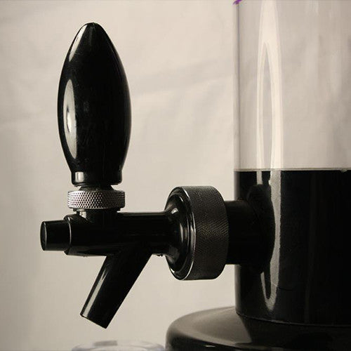 Distribuidor Preto de Bebidas | Black Beverage Dispensor | Distributeur Noir de Boissons