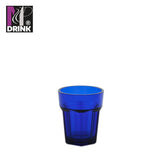 Copo de Shot Faceta 4cl | Shot Facet Glass 4cl | Verre à Shot Facette 4cl
