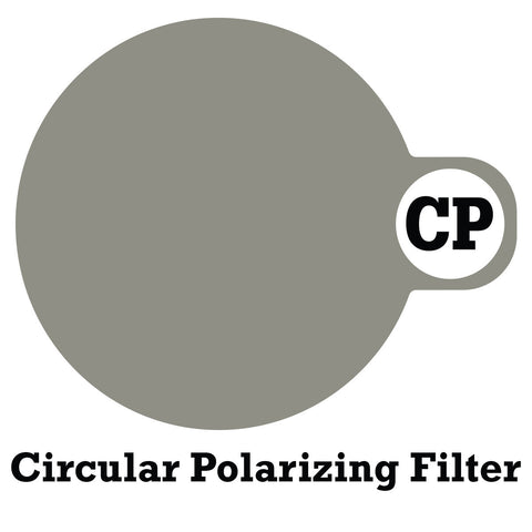 Circular Polarizing filter for DJI Phantom 3 & 4