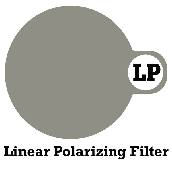 Linear Polarizing Add-ON Filter for DJI Phantom 3 or 4