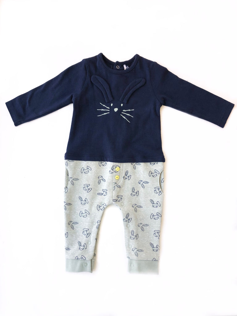Long Sleeve Bunny Layette