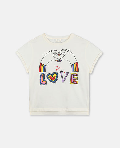 Love Hands Cotton T-Shirt