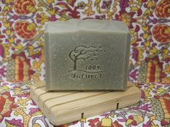 Green Sea Clay Facial Soap