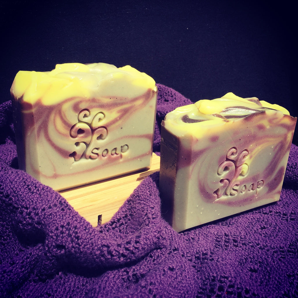 Blackberry Sage Soap