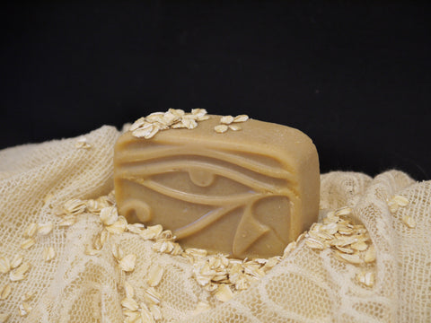 Oatmeal, Goat's Milk & Honey Bath Bar