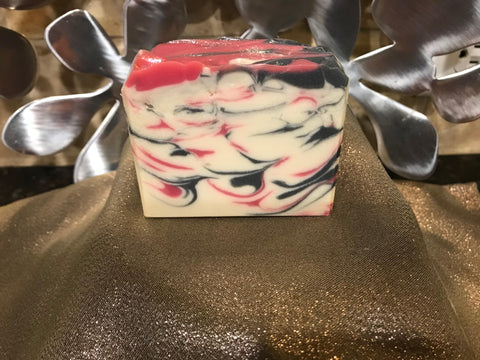 Patchouli and Linen Soap