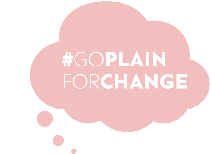#GoPlainForChange