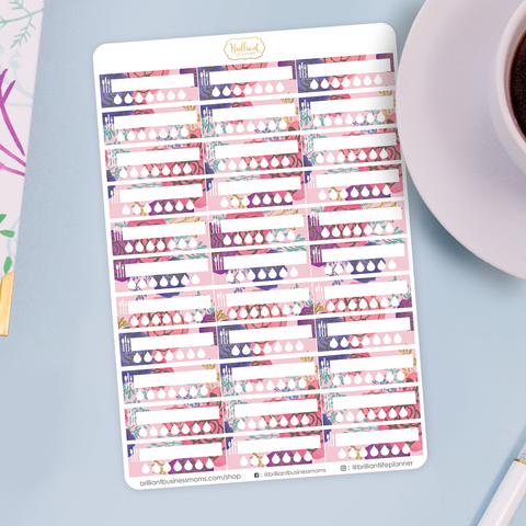 Meal Planning Stickers