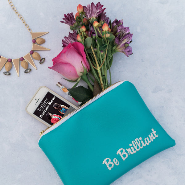 Be Brilliant Pouch