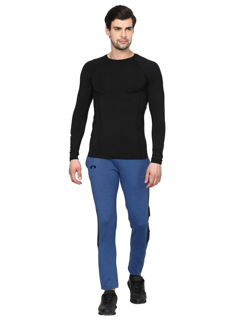Arc Black Compression T-Shirt