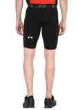 Arc Black Compression Shorts