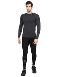 Arc Black Compression Legging