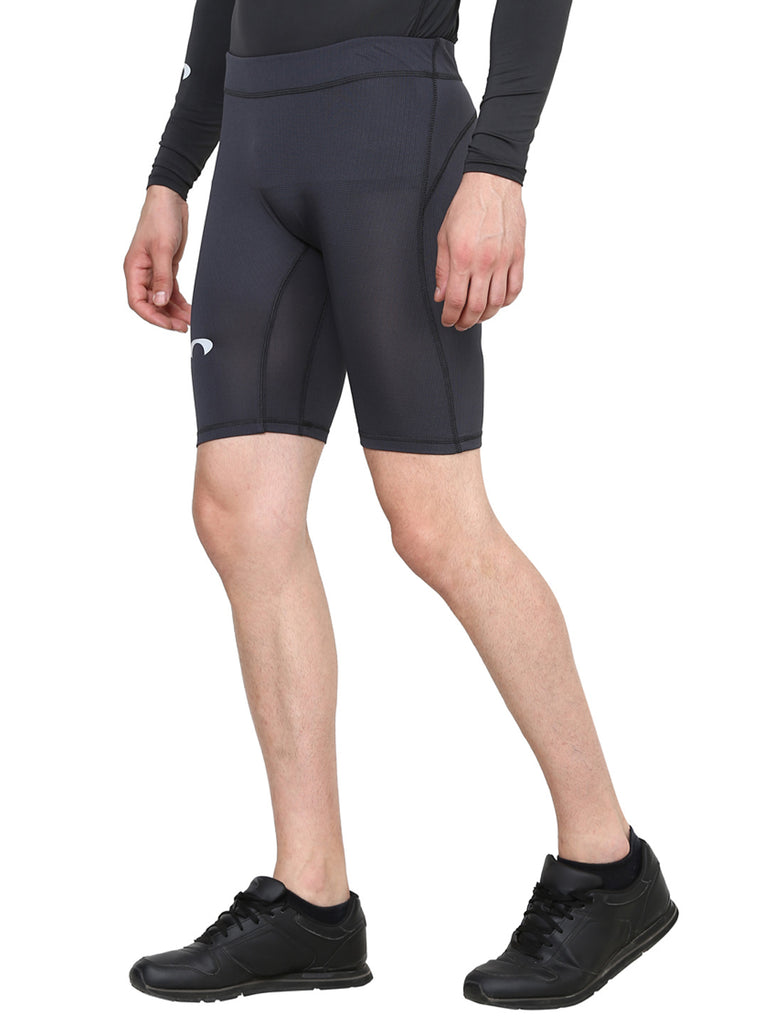 Arc Grey Compression Shorts