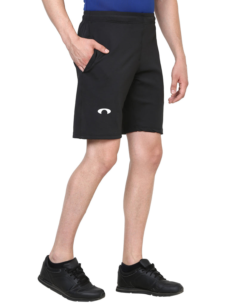 Arc Rock Black Shorts