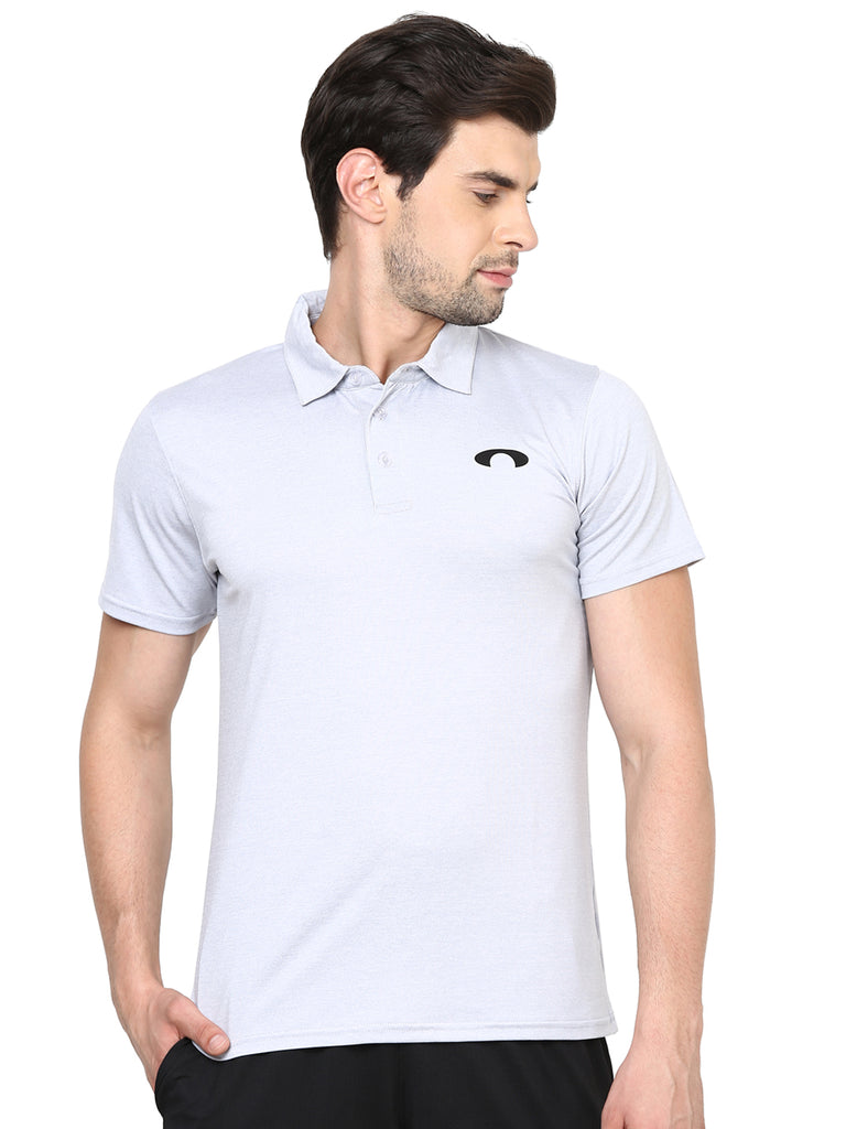 Silver Storm Polo T-Shirt