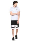 Arc Black Royal Shorts