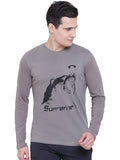Arc Grey Full Sleeves Tee