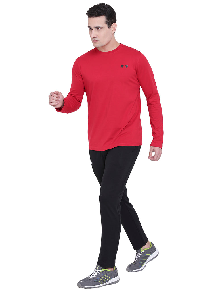 Arc Red Full Sleeves T