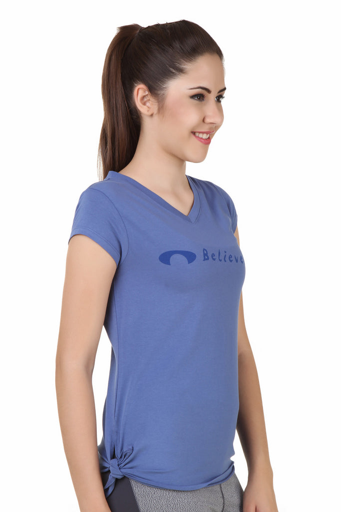 Arc Believer Knot Style Top - arcley.com - 4