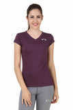 Arc Solid Purple Top - arcley.com - 1