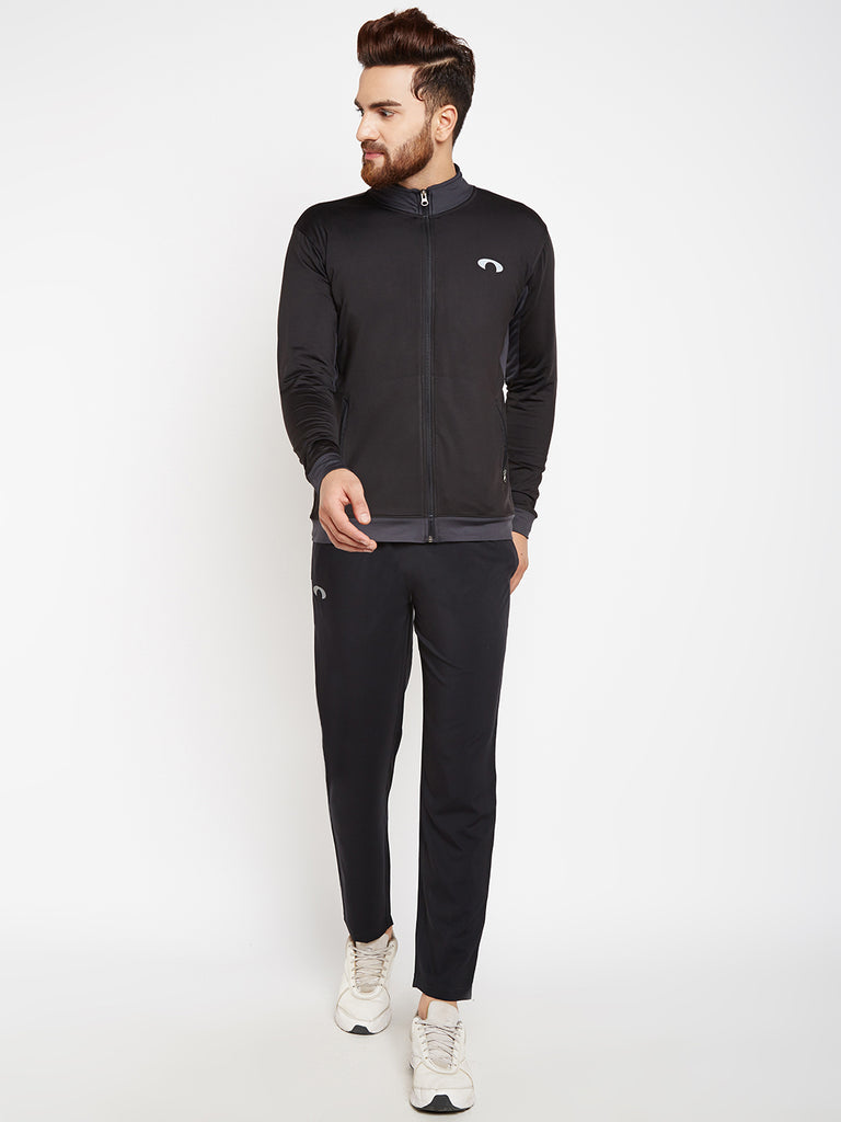 Arc Athlete Black TrackPant