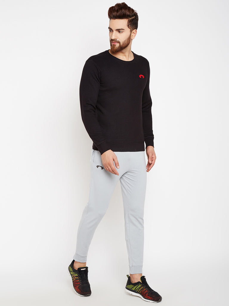 Arc Black Sweatshirt