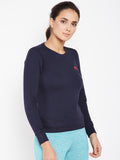 Arc Elite Navy Sweatshirt