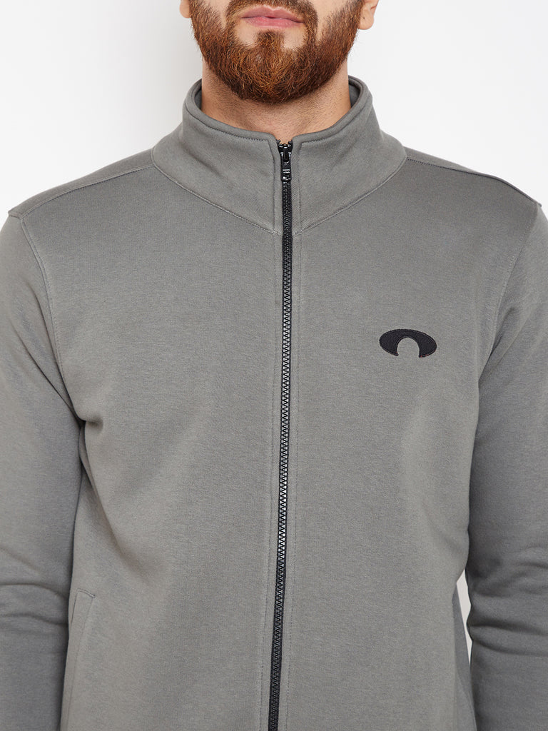 Arc Grey Fleece Jacket