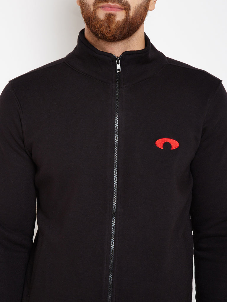 Arc Black Fleece Jacket