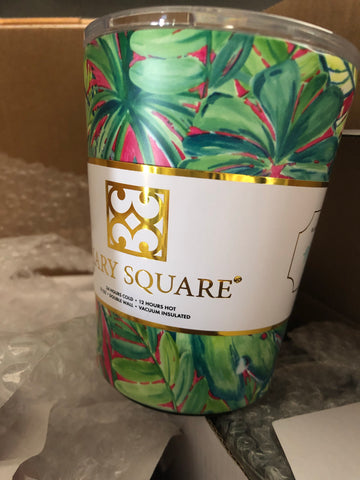 Mary Square 12 Oz Tumbler