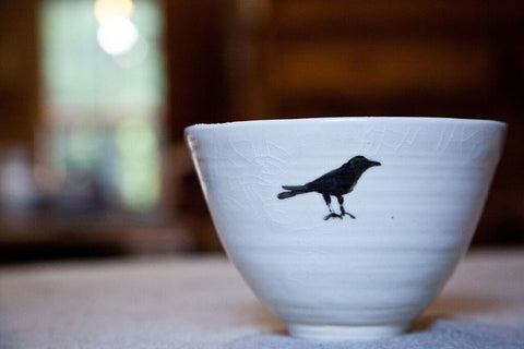 Crow Broth Bowl