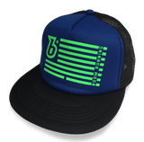 boom Flag Trucker (Lower-Profile Fit)